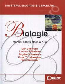 Biologie_manual_clasa_a_XI_a_Dan_Cristescu_editura_corint