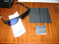 Vînd ochelari de soare POLICE S1800 703B noi