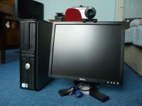 Vand Calculator (PC) DELL Optiplex 330 + DELL E178FP LCD Monitor 17″