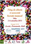Targ handmade Sopping City Mall Sibiu