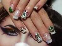 Unghii cu gel – Crystal nails
