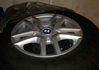4x Jante BMW X5 + Anvelope Iarna DUNLOP