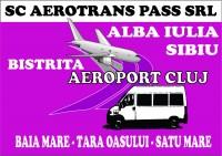 Transport persoane zilnic Sibiu-AEROPORT CLUJ