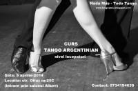 Curs Tango Argentinian