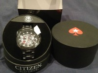 Ceas Citizen Calibre 8700 Eco-Drive Editie Speciala POKERSTARS