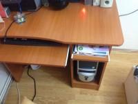 Vand birou din lemn