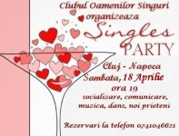 Singles party !