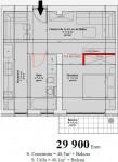 Urban Living Concept = apartamente 2 cam intabulate Cedonia
