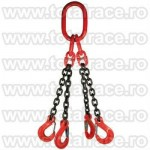 Echipament de ridicat  lant cu 4 brate 2,3 tone – 17 tone