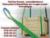 Chinga textila poliester cu urechi EN 1492-1  echingi.ro / Total Race