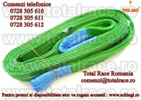 Dispozitive de ridicat sarcini din chingi textile echingi.ro / Total Race