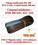 Sufe ridicare textile urechi 6 tone 3 metri  Total Race