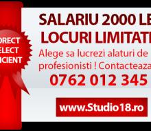 STUDIO 18 V1 Banner