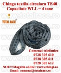 Sufe textile circulare 4 tone 2 metri stoc Bucuresti