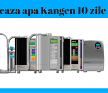 Testeaza apa Kangen 10 zile ! (1)