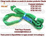 Chinga textila de ridicare cu ochi Total Race