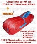Sufe ridicare textile urechi 5 tone 4 metri Total Race