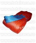 Sufe textile urechi macarale 10 tone 4 metri