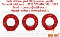 Ocheti ridicare industriali grad 80 Total Race