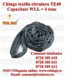 Sufe textile circulare 4 tone 5 metri stoc Bucuresti