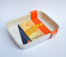 Vas din ceramica termorezistenta Burgund 26 cm