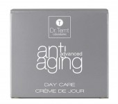 Crema antirid cu acid hialuronic si coenzima Q 10 de zi Anti-Aging Advanced Dr. Temt