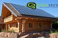 Panouri solare fotovoltaice pentru case/vile/pensiuni