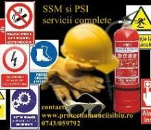 SSM si PSI publicitate