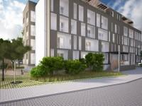 Apartament cu 3 camere, etaj retras, City Residence Sibiu