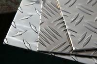 Tabla aluminiu striata