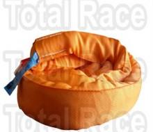 Chinga ridicare textile cu gase urechi tone  capacitati mari portocalie 2