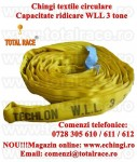 Sufe textile circulare 3 tone 1 metru