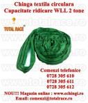 Sufe textile circulare 2 tone 1 metru