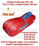 Sufe ridicare textile urechi 5 tone 8 metri Total Race