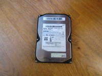 HDD Hard Disk Samsung SP2504C SATA 250Gb