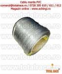 Cabluri metalice legare cu protectie PVC Total Race