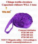 Sufe textile circulare 1 tona 4 metri
