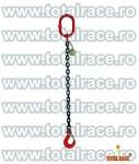 Sistem de ridicare din lant cu un brat