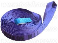 Chingi de ridicare din polyester cu urechi sau circulare