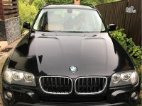 BMW X3 Diesel 4×4, inmatriculat, full option