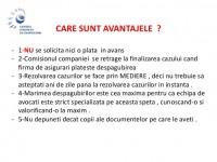 Centrul european de despagubiri in urma daunelor suferite pe seama accidentelor