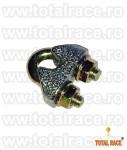 Bride electrogalvanizate cablu otel