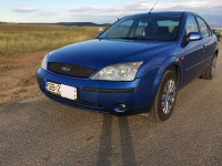 Ford Mondeo GPL