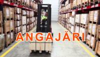 Angajam manipulanți mărfuri depozit firma de curierat
