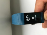 FITBIT CHARGE 2 ; LARGE / ALBASTRU