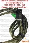 Cablu ridicare constructie 6×36 inima metalica