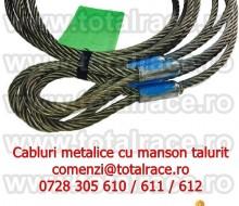 sufe metalice manson talurit cabluri ridicare cablu trg01