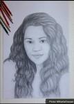 Desenez in creioane grafica sau colorate portrete dupa poza.