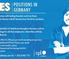 Nurses Germany Ad & Flyer Template