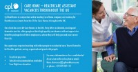 Care Assistants(Infirmiere)  in UK